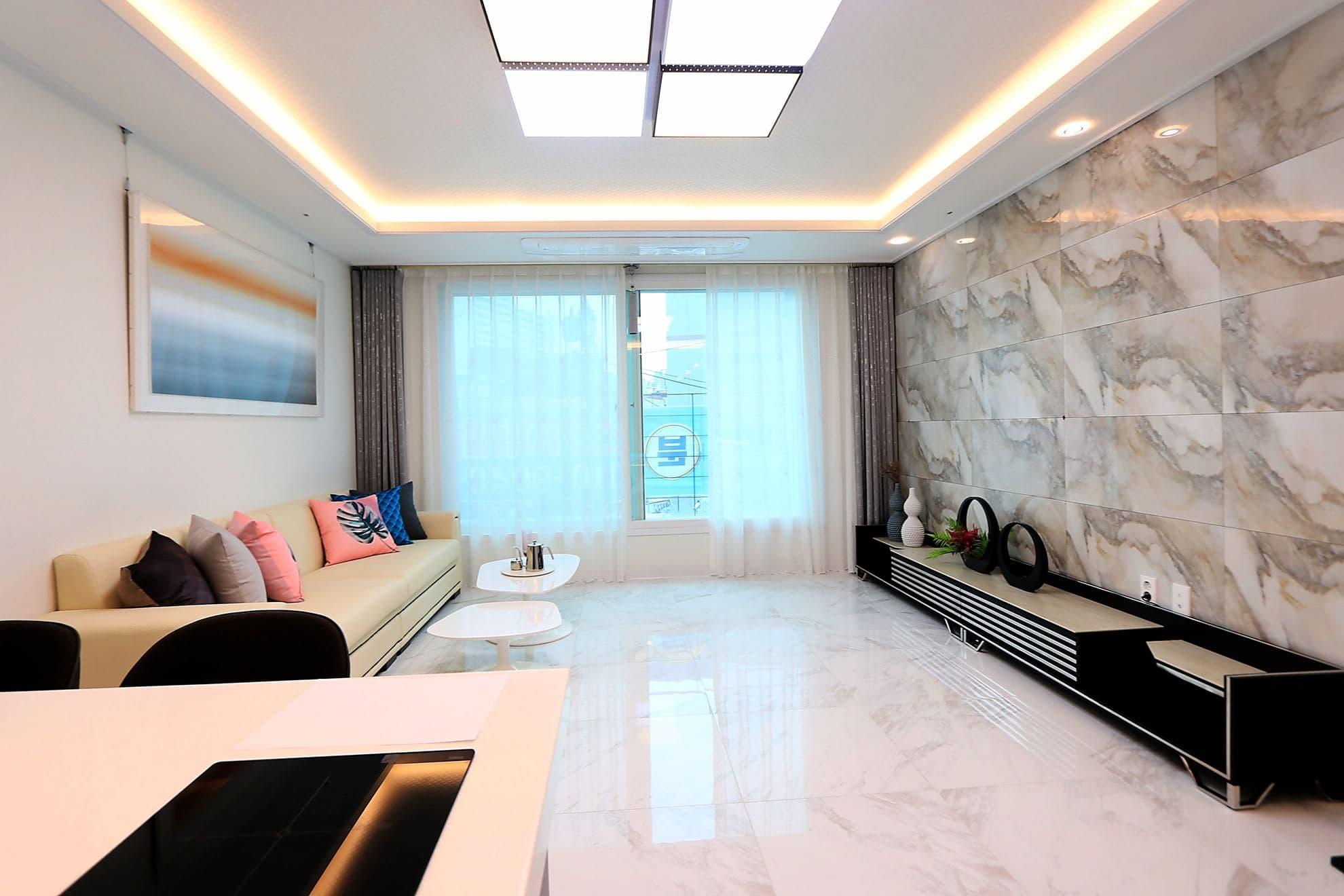 작전동신축빌라 폴리싱바닥시공이 돋보이는 34평형 3룸